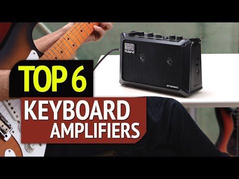 TOP 6: Best Keyboard Amplifiers 2018