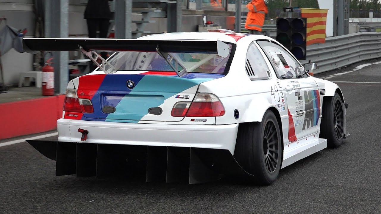 Bmw E46 M3 >> Supercharged BMW M3 E46 'GTR' Time Attack Build with ...