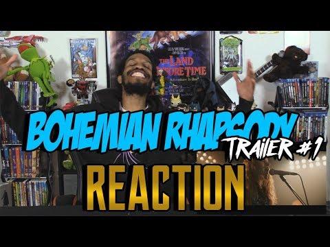 Bohemian Rhapsody Teaser Trailer #1....Reaction
