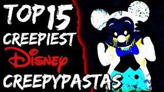 Top 15 Creepiest Disney Creepypastas RANKED! Abandoned By Disney, Room Zero, and More!