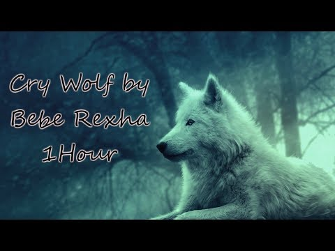 [1 Hour] Cry Wolf by Bebe Rexha