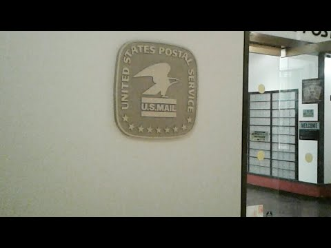 ALBANY Empire State Plaza Post Office