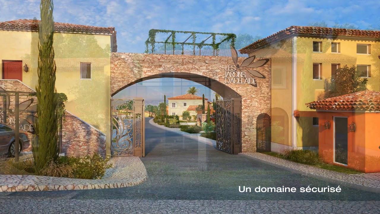 Les Jardins d\'Adélaïde - Villas Piscine - Grimaud, Port ...