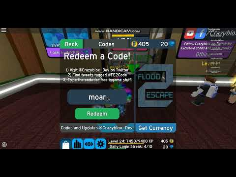 Roblox FE2 all codes november 2017 and september - YouTube