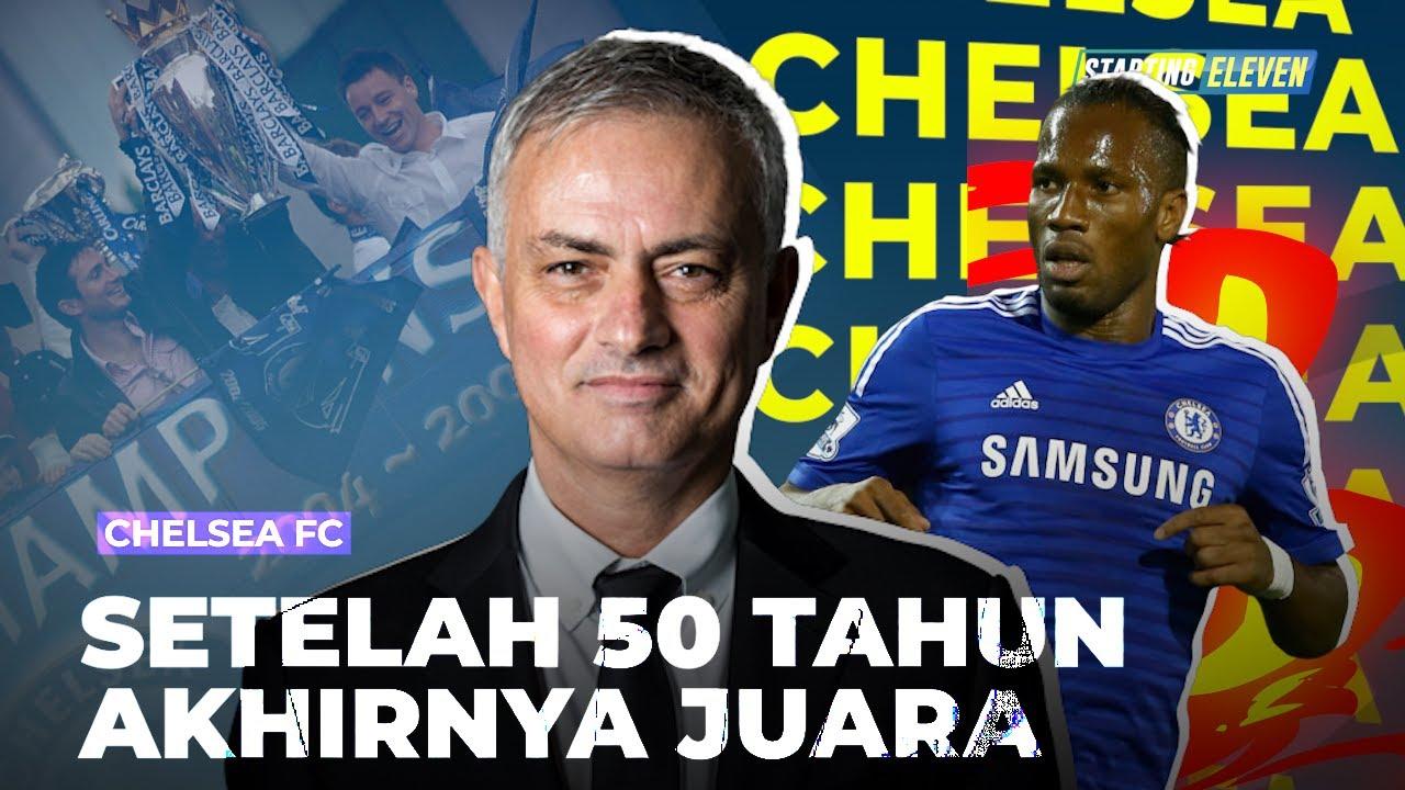 Bagaimana Jose Mourinho Merubah Chelsea Menjadi Kekuatan Terbesar Di Liga Primer Inggris?