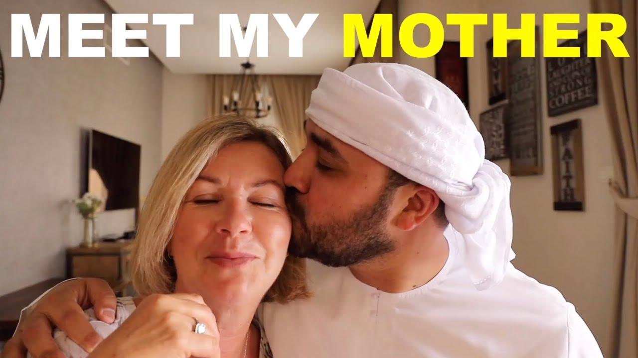 MEET MY MOTHER