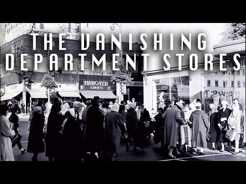 LIVE: The Vanishing Department Stores: Bon-Ton, Pomeroys, Boscovs