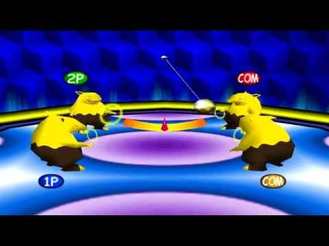 Pokémon Stadium - All Mini-Games