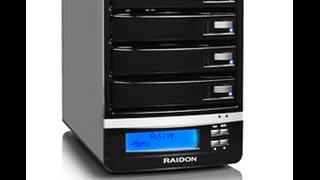 DAS накопитель RAIDON GR5630-WSB3+ (Взгляд потребителя)
