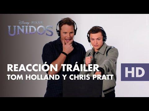 Unidos - video reacción tráiler Tom y Chris