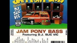 Jam Pony Express Clear