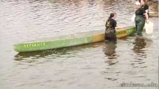 Clarkson University: ASCE Concrete Canoe and Steel Bridge Competitions
