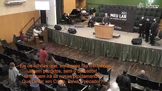 20/06/2021 - Culto 9h00 - Reverendo Juarez Marcondes Filho #LIVE