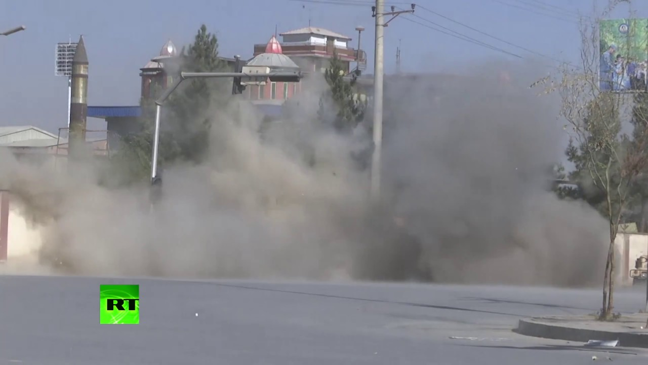 Shamshad rescue: Security forces storm TV station attacked by 3 gunmen in Kabul