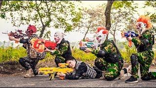 - GUGU Nerf War Warrior CID Dragon Nerf Guns Fight Criminal Group Mask Avenge The Pet