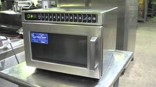Amana Commercial Microwave Oven HDC182 $ 750!