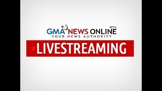 REPLAY: PAGASA update on developing TD