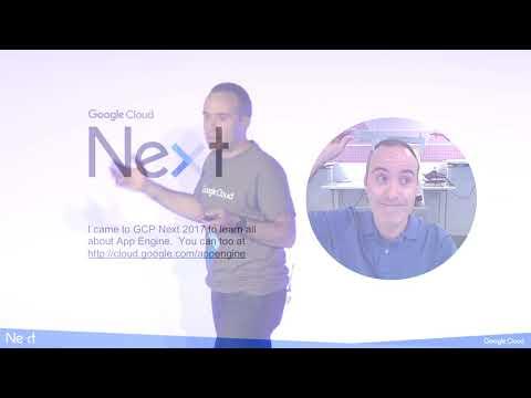 """Google Cloud Next Madrid '17- Jorge Nogales : """"Con App Engine, puedes hacerlo!"""""""