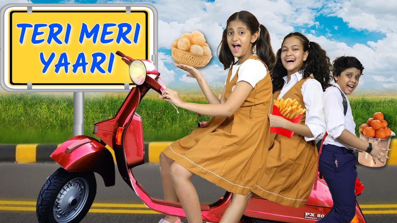 TERI MERI YAARI | Happy Friendship Day Special | MyMissAnand