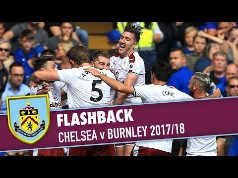 FLASHBACK   Chelsea v Burnley 2017/18