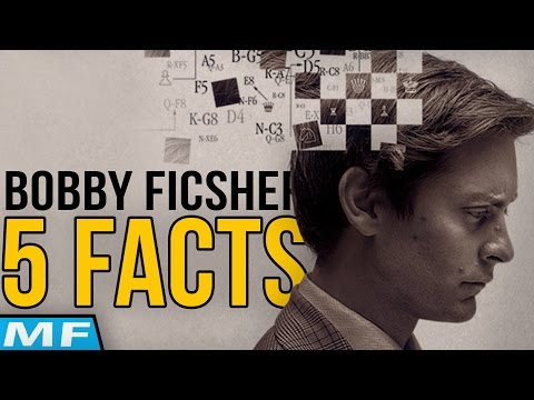Bobby Fischer of Pawn Sacrifice   (See the comments for the REAL facts!)