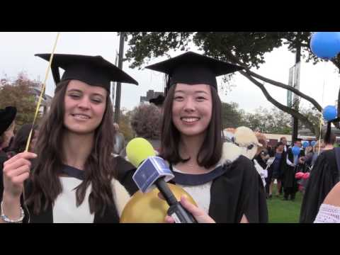 Meet the Vet Graduates - MANAWATU 2016 | Massey University