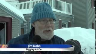 Winter returns to Upper Michigan