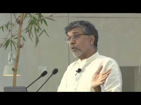 Special talk by Kailash Satyarthi