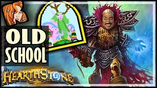 Blizzard Gives Us OLD SCHOOL HS! - Rise of Shadows Hearthstone