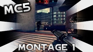 Modern Combat 5: Blackout - Montage #1 | Fallen