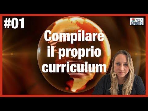 Come Compilare Il Proprio Curriculum Vitae