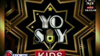 No te pierdas hoy el estreno de Yo Soy Kids