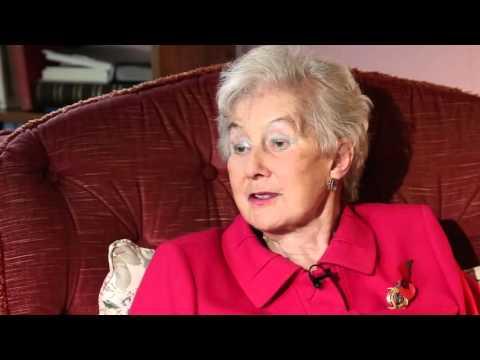 Dame Margaret Anstee, UN Special Representative to Angola (1992-93)