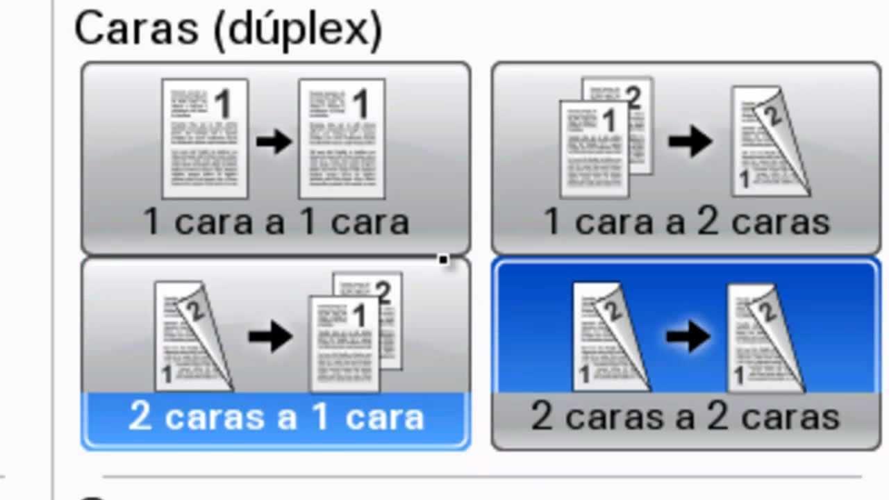 Impresion Duplex Carvajal Tecnologia Y Servicios Youtube