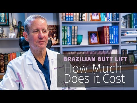 How Much Does Brazilian Butt Lift Cost?