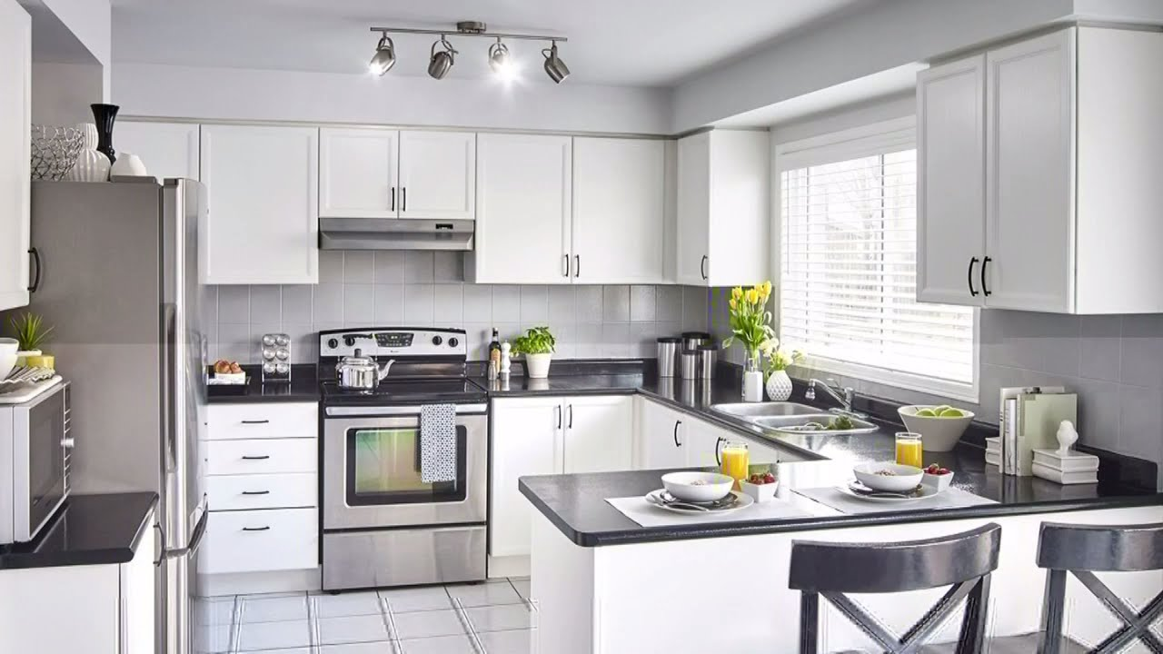 Tips for updating your existing kitchen on a budget - YouTube