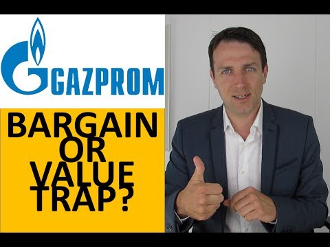 Gazprom is a Bargain or a Value Trap? Stock Analysis