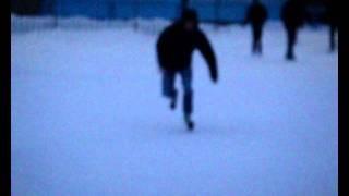 саша петров катание на коньках