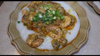 Bacon Shrimp and Grits Recipe