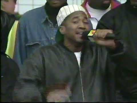 Download All Star Freestyle Session (YO! MTV Raps Spring Break 1992)