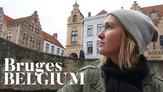 MOST CHARMING CITY IN EUROPE? (BRUGES, BELGIUM TOUR) | Eileen Aldis