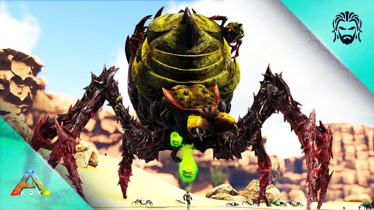 The Titan Brood Queen Decimates All My Creatures! - Modded ARK Dino Overhaul X [E43]
