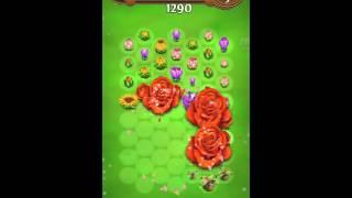 Blossom blast saga 21 level, как пройти 21 уровень?