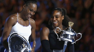 Women's Final 2017 Australian Open Tennis   Live  7HD Melbourne 2017 01 28