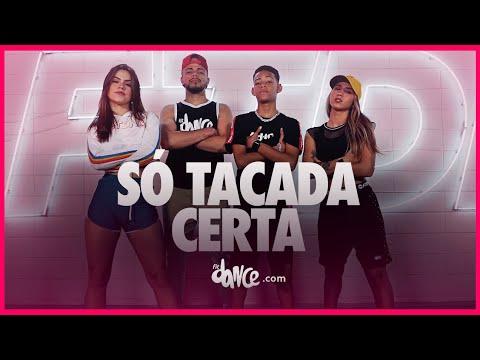 Só Tacada Certa - Ruanzinho ft JS Mão de Ouro  FitDance TV Coreografia