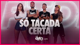 Baixar Só Tacada Certa - Ruanzinho ft. JS Mão de Ouro | FitDance TV (Coreografia Oficial)