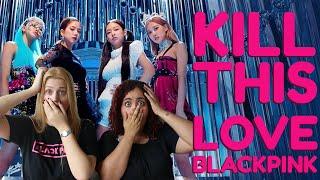 Gambar cover BLACKPINK - 'Kill This Love' M/V - (ENG SUBS) NATISA REACTS