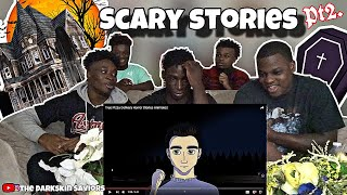 TRUE SCARY PIZZA DELIVERY STORIES!!!!! || PLOT TWIST AT END*Reaction*