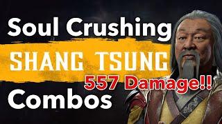 MK11 Shang Tsung Combo Video [Mortal Kombat 11]