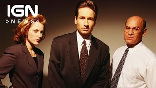 FOX Reveals X-Files Premiere Date, Pairs Gotham and Minority Report - IGN News